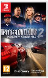 Street Outlaws 2 - Winner Takes All, (Nintendo Switch)