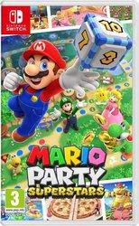 Mario Party - Superstars, (Nintendo Switch)