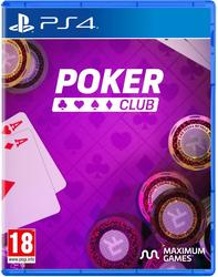 Poker Club, (Playstation 4)