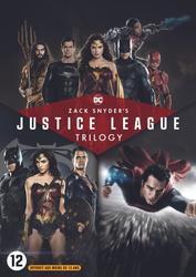 Zack Snyder Trilogy, (DVD)