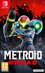 Metroid Dread, (Nintendo Switch)