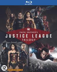 Zack Snyder Trilogy, (Blu-Ray)