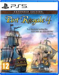 Port Royale 4, (Playstation 5)