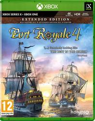 Port Royale 4, (X-Box One)