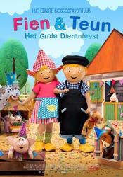 Fien en Teun, (DVD)
