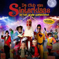 Club Van Sinterklaas - Het grote Pietenfeest, (DVD)