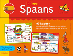 Ik leer Spaans - 90 kaarten