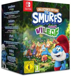 The Smurfs - Mission Vileaf (Collector's edition), (Nintendo Switch)
