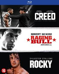 Rocky + Creed + Raging...