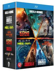 Godzilla - Kong - Meg -...