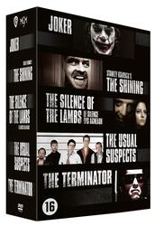 Greatest Movie Villains, (DVD)