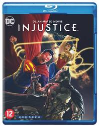 Injustice, (Blu-Ray)