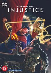 Injustice, (DVD)