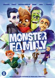 Monster Family 1, (DVD)
