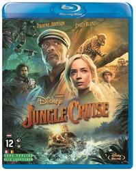 Jungle Cruise, (Blu-Ray)