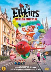 Elfkins, (DVD)