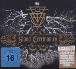 BLOOD CEREMONIES -CD+DVD-