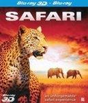 Safari (3D), (Blu-Ray)