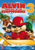 Alvin and the chipmunks 3 - Chipwrecked, (DVD)