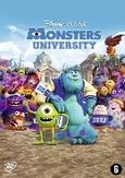 Monsters university, (DVD)