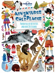 Lonely planet: adventures in cold places