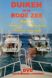 Duiken in de Rode Zee, (DVD)