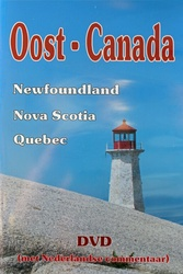 Oost-Canada, (DVD)