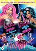 Barbie - Prinses in het popsterrenkamp, (DVD)