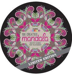 100 Creaties Mandala,...