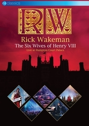 Rick Wakeman - Six Wives Of...