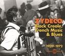 ZYDECO CREOLE MUSIC BLACK...