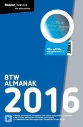 Elsevier BTW Almanak : 2016