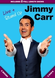 Jimmy Carr - Live Stand-Up,...