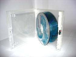 Security CD box Clear-vu 3...
