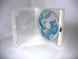 Security CD box Clear-vu 1...