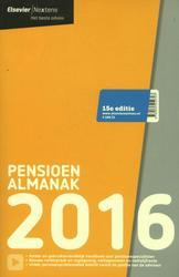 Elsevier pensioen almanak:...